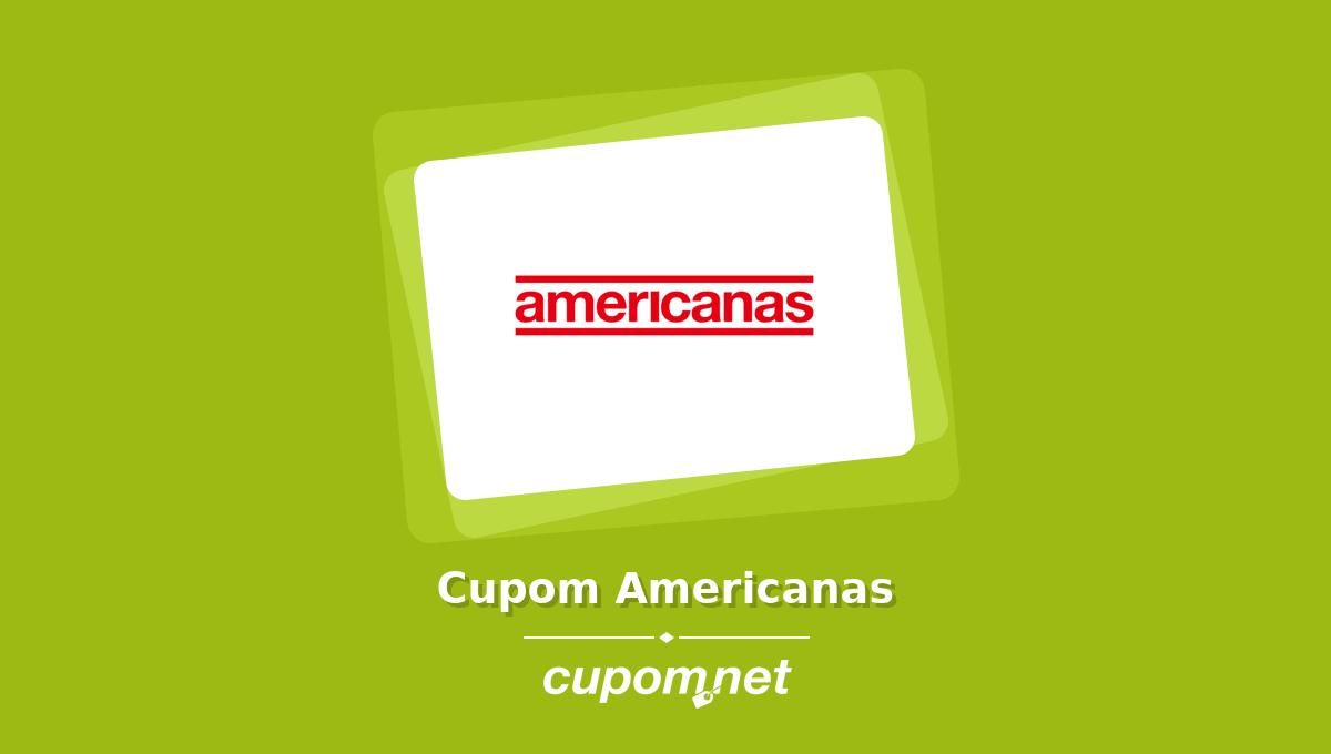 de92f44892fa Cupom de R$1000 de desconto na Americanas → Cupom.net