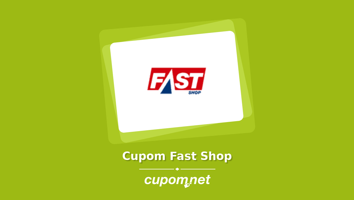 c8dff82e8b543 Cupom com 5% de desconto na Fast Shop → Cupom.net