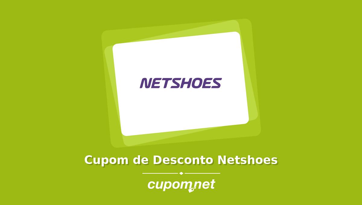 Cupom com 20% de desconto na Netshoes → Cupom.net ada24234645