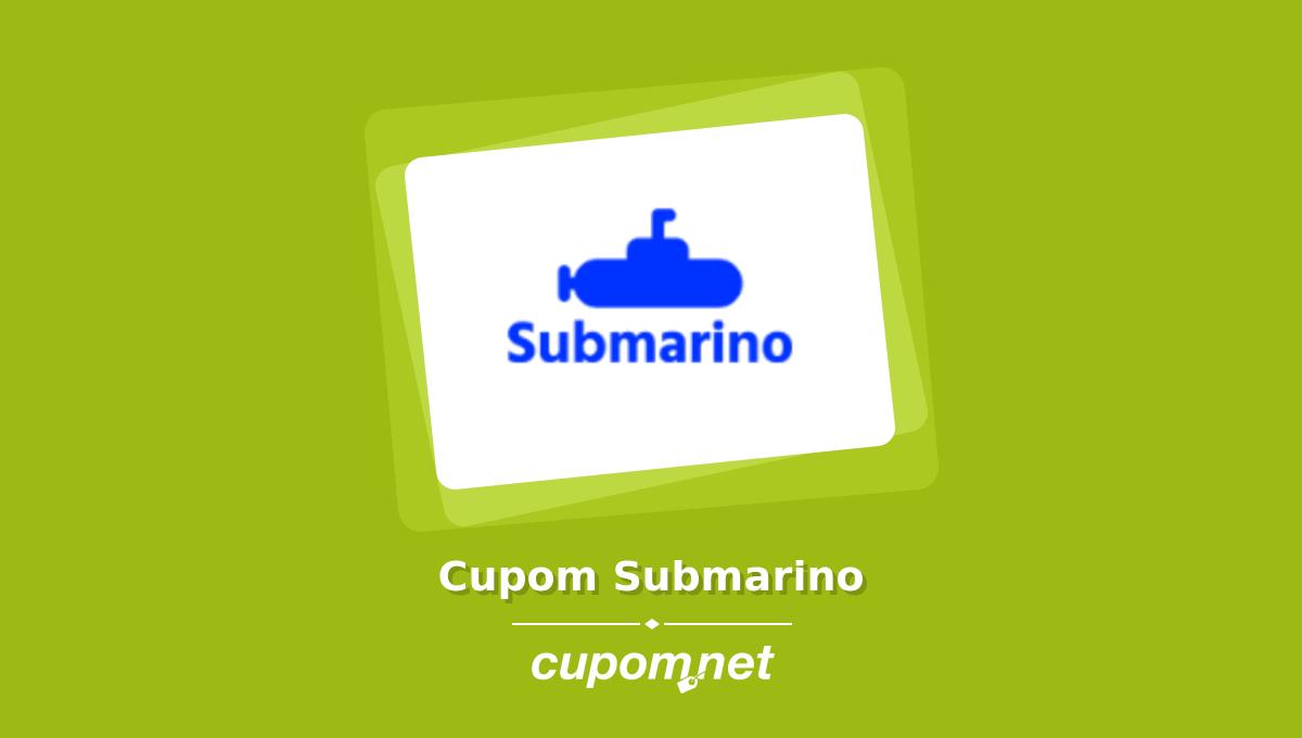 15931438613 Cupom com 20% de desconto na Submarino → Cupom.net